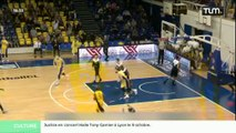 Basketball (Champions League) : Asvel vs Ventspils (72-77)