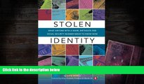 Kindle eBooks  Stolen Identity: What Anyone with a Name, Birthdate and Social Security Number
