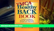 PDF  YMCA Healthy Back Book YMCA of the USA Pre Order