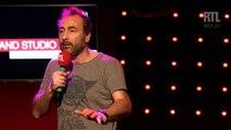 Alil Vardar dans le Grand Studio Humour présenté par Laurent Boyer - L'Albanie