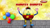 Humpty Dumpty Rhyme With Lyrics   Humpty Dumpty Nursery Rhyme Lyrics   Animated Lyrics