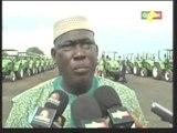 Le Chef d'État IBK a remis 1000 Tracteurs aux Paysans d'une valeur de 13 Milliards de franc.