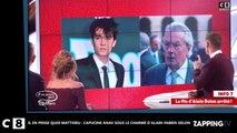 Il en pense quoi Matthieu : Capucine Anav sous le charme d'Alain-Fabien Delon (Vidéo)