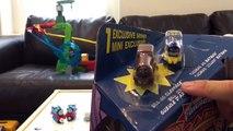 Thomas and Friends Motorized Raceway MINIS Playset Batcave Thomas et ses amis Circuit Motorisé Minis