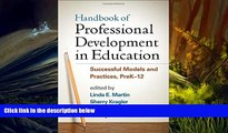 Kindle eBooks  Handbook of Professional Development in Education: Successful Models and Practices,