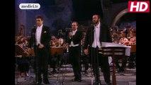 """The Three Tenors (Carreras, Domingo, Pavarotti) - """"Nessun dorma!"""" (Turandot) - Puccini"""