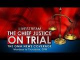 Day 9 of the Impeachment Trial of Chief Justice Renato Corona