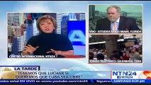 Analista político: Cese de política 'pies secos / pies mojados' permitirá a la oposición cubana hacer presión en el país