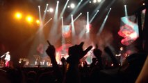 Muse - Agitated, Osaka Summer Sonic Festival, 08/10/2013