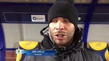 Interview du coach de Marseille Eric CHELLE