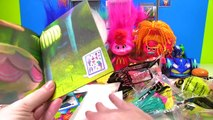 McDonalds Happy Meal Full Set of Troll Movie Toys! Cash Register | Fizzy Toy Show