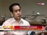 BT: Diosdado Macapagal Int'l Airport, ibabalik sa dating pangalan nitong Clark Int'l Airport