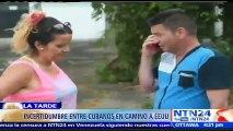 Cubanos en Centroamérica y México están preocupados por su futuro tras cierre del programa pies secos pies mojados en EE. UU.
