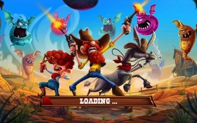 Ginger Rangers - Android gameplay PlayRawNow