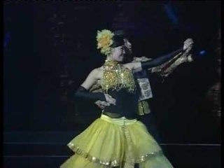 美国风情肯肯舞 -- 七夕情牵中秋月--云顶情歌对唱全国大赛 2008 (Official MV)