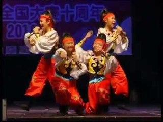 [活力宝贝] 赶车人 -- 儿童艺能全国大赛 2010 (Official MV)
