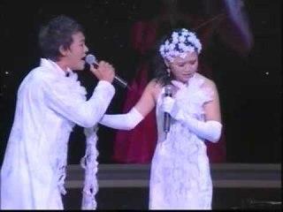 [高峰 / 李美仪] 心雨 -- 七夕情牵中秋月--云顶情歌对唱全国大赛 2007 (Official MV)