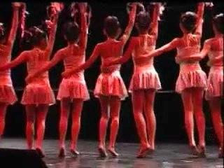 舞蹈: 舞之空间 -- 儿童艺能全国大赛 2008 (Official MV)