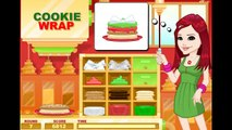 Sam and Cat Cookie Wrap - Cartoon Movie Game for Kids HD - Sam and Cat Valentine
