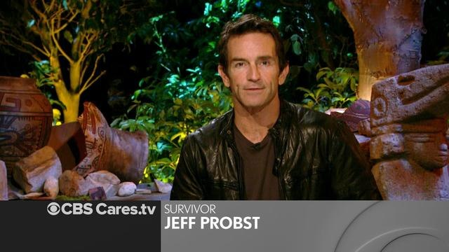 CBS Cares - Jeff Probst on Mentoring