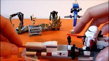 Star Wars Lego clone wars Toy MEGA Dead Star review unboxing HD