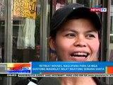 NTG: Daan-daan, dumalo sa   recollection na pinangungunahan   ni Fr. Fernando Suarez sa Cavite