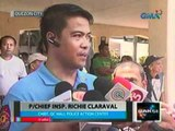 Saksi: Quezon City Hall, sinugod ng may 200 raliyista