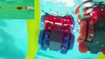Rip Clutchgoneski Hydro Wheels Rip Clutchgoneski UNDER WATER Cars Racing Video