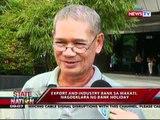 SONA: Export and Industry bank   sa Makati, nagdeklara ng bank   holiday