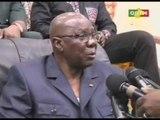 Le premier ministre du Mali Modibo Keïta préside finale la coupe du mali de Basket Ball