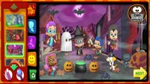 Nick Jr | Bubble Guppies Halloween Party Game | Bubble Guppies Episodes | Dip Games for Kids ✔