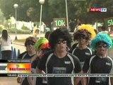 BT: Miyembro ng Marines, Navy at Army   reservists, nakiisa sa Fun Run para sa Pagkakaisa sa Rizal