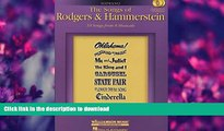 READ book The Songs of Rodgers   Hammerstein: Soprano with CDs of performances and accompaniments