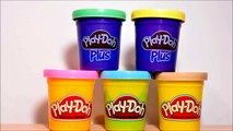 E learning   Playdough   Play doh  Learn Colors   Learn Numbers   Counting 1 to 20