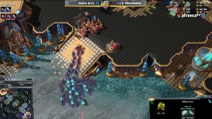 La micro d'INnoVation parle encore - StarCraft II