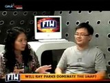 FTW: Will Ray Parks dominate the UAAP?