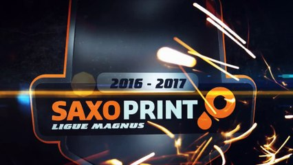 Saxoprint Ligue Magnus: LHC Les Lions vs Dragons de Rouen - 13/01/17