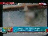 BP: Bangkay ng isang lalaki, nakitang palutang-lutang sa ilog ng Ilocos Sur