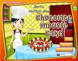 Prepare the chocolate cake! Games for children! Educational cartoons! Cartoons for girls about th