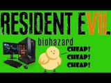 Cheap! Resident Evil 7 On PC Is Priced To Sell