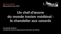 Un chef-d'œuvre du monde iranien médiéval : le chandelier aux canards