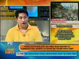 UB: Fixed rate salary sa mga bus driver at konduktor, naipatutupad ba ng maayos?