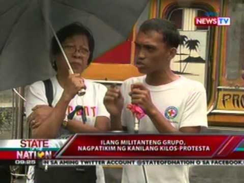 SONA: Pres. Aquino, abala raw sa pagsasapinal ng kanyang speech para sa SONA