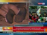 BT: Lalaking nangholdap ng jeep sa Manila, patay nang mabaril ng pasaherong pulis