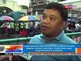 NTG: Ilang bahagi ng Valenzuela, baha pa rin; mmda flood control, puspusan ang pagpahupa sa baha