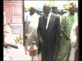 Salon international de l'agriculture: Issiaka Sidibé, visite les stands