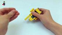 LEGO Brick - Gunboat 1214. Analog Lego. LEGO cartoons in Russian. #LEGO