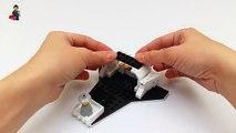 LEGO Brick Enlighten Space Series for boys - 509 Space station. Copy LEGO. #LEGO