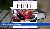 Audiobook  The Diabetes Food and Nutrition Bible : A Complete Guide to Planning, Shopping,