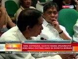 BT: Sen. Estrada, dusto nang ipaaresto ang mga dating amo ni Bonita Boran